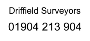 Driffield Surveyors - Property and Building Surveyors.